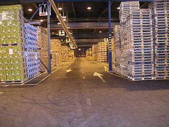 A Leading 3PL Creates a Warehousing Template for Success