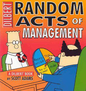 "Cover of ""Dilbert: Random Acts of Managem..."