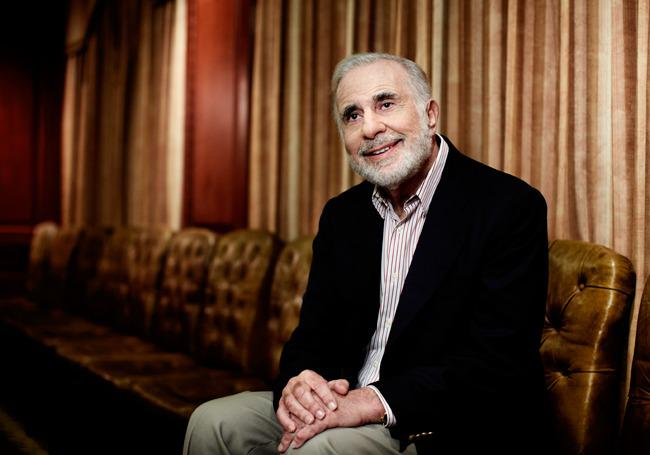 Carl Icahn Unleashed: Wall Street's Richest Man Is On The Attack -- Just Ask Michael Dell
