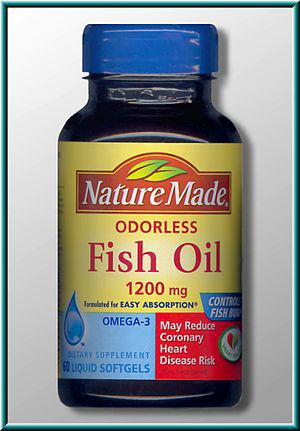 Those fish oil supplements might cause cancer for Fish oil prostate cancer