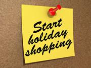 Start Holiday Shopping