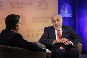 Icahn added to Dell in Q2, before Q3 Apple buy. (Heidi Gutman/CNBC)