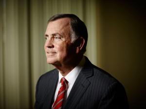 Broadridge Chief Executive Rich Daly. (Credit: David Yellen for Forbes)