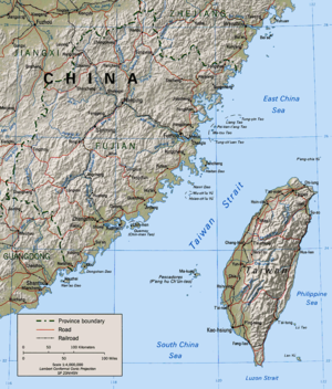 China\'s Hopes For Bridging The Taiwan Strait