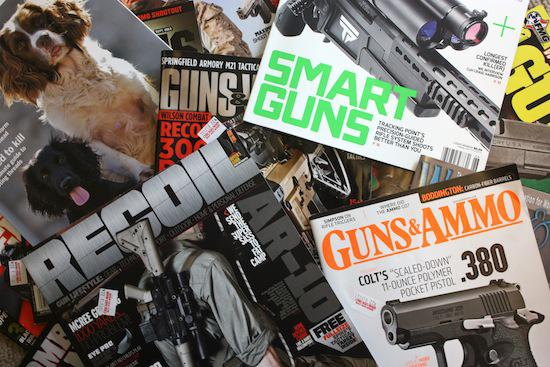 Gun publications
