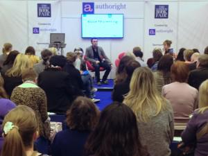 The London Book Fair's Author Lounge