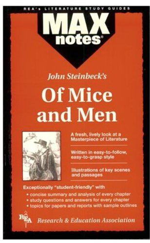 Cover of ″John Steinbeck's of Mice and Me...