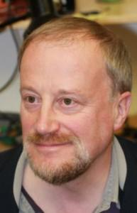 Cambridge's Professor of Security Engineering at the Computer Laboratory, Ross Anderson