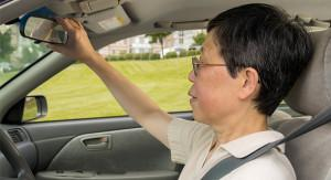 'Smart' Car Features Help Ease Conditions For Older Drivers