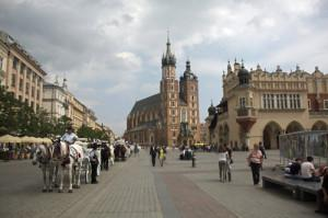 (courtesy of Roger Wade) Krakow, in Poland, is among the 10 cheapest cities on the European Backpacker Index for 2014