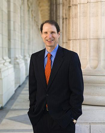 Official portrait of United States Senator .