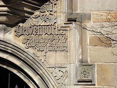 Yale University - Davenport College Facade - N...