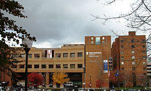 Providence Portland Medical Center in Oregon.