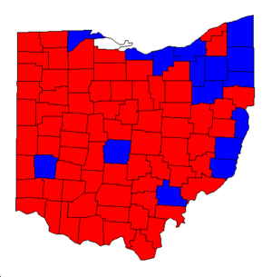 United States presidential election in Ohio, 2004
