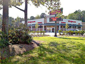 English: Walgreens in Little Egg Harbor, New J...