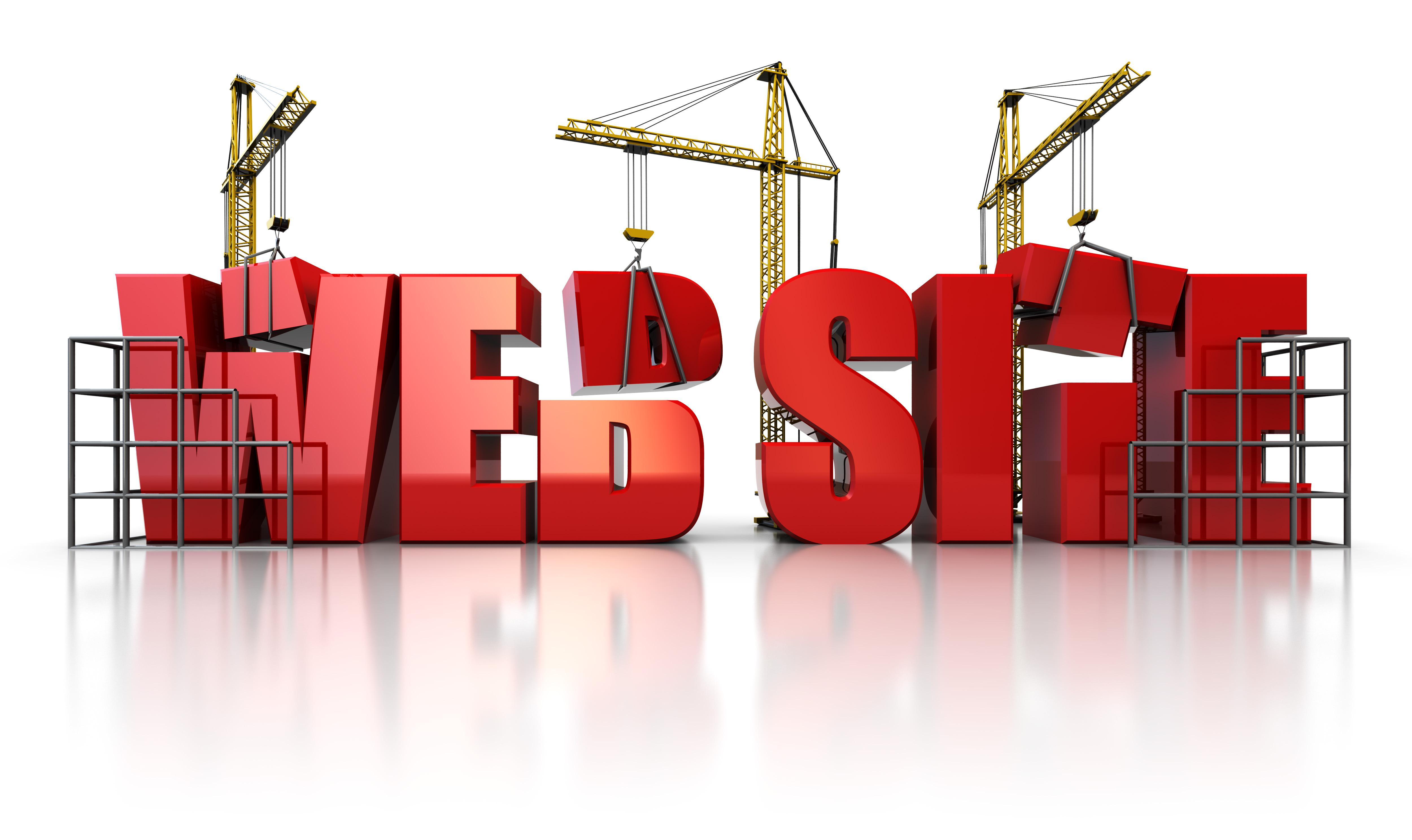 Build your own website!