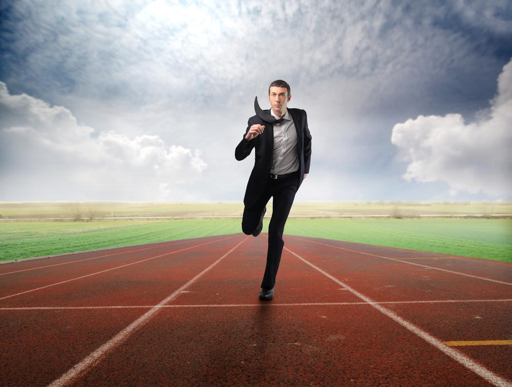 Five Business Lessons From Marathon Training