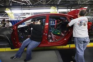 U.S. Auto Sales Speed Up: Chrysler, Ford Race To Best June Since Crisis