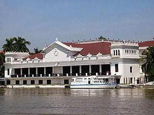 Malacañang Palace, the residence of the Philip...