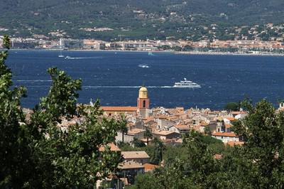 St. Tropez, France (Credit: Getty Images)