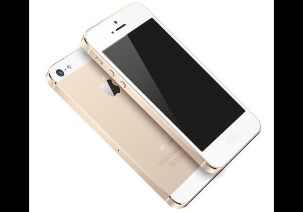 Iphone S  Gold