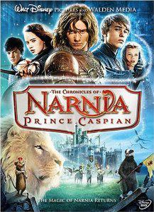 "Cover of ""The Chronicles of Narnia: Princ..."
