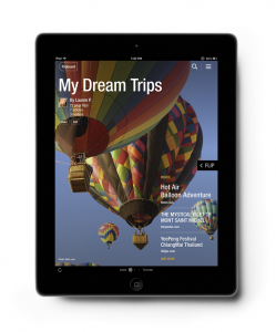 Flipboard magazines made by users