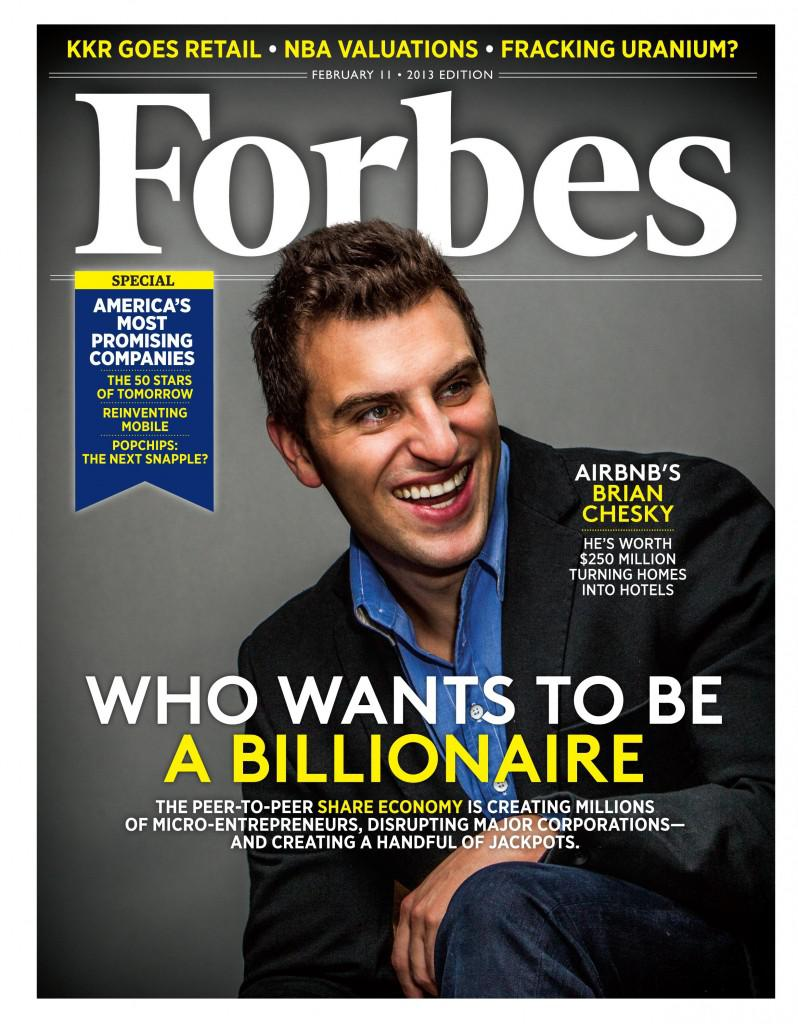 Photo: Eric Millette For Forbes