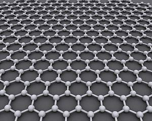 The ideal crystalline structure of graphene is...