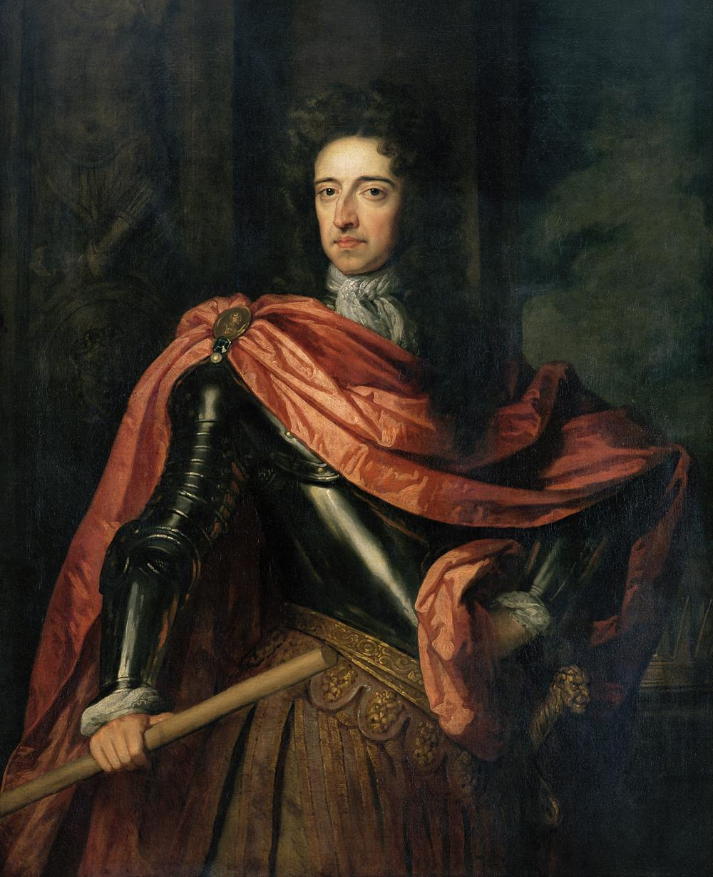 William III (1650-1702) of Orange (oil on canvas) (Credit: The Bridgeman Art Library/Getty Images)