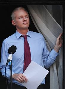 Assange's Emerging Politics: Rand Paul And Libertarian Wing of GOP Represent 'Only Hope'