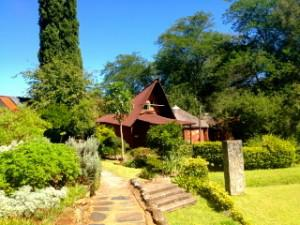 A Taste Of Bohemian Rustic Luxury In South Africa's Countryside