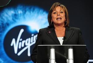 New Mexico Governor Susana Martinez speaks at ...