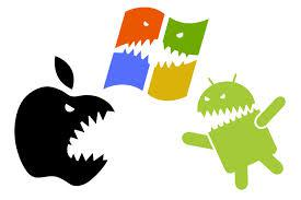 iOS, Android, and Microsoft are all trying to gobble up developers