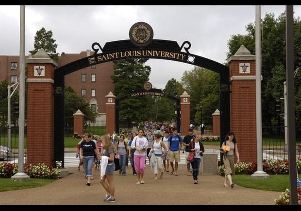 Saint Louis University, St Louis, MO  pg13