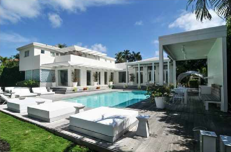 Shakira Selling Waterfront Miami Mansion For $14.95 Million