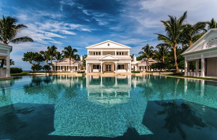 Celine Dion Lists Incredible Florida Estate With Water Park For $72 Million