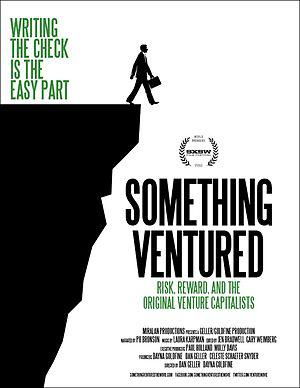 English: Something Ventured Poster