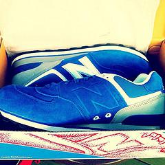 New New Balance for @hfabulous
