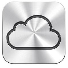 Icon for Apple's iCloud