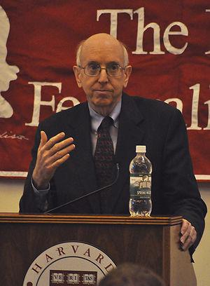 English: Judge Richard Posner at Harvard Unive...
