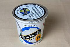 WholeSoy & Co Yogurt