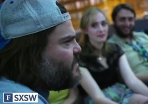 Jack Black: One many who played SXSW for free.