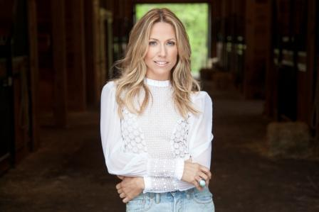 Country enough? Sheryl Crow in her Nashville barn.