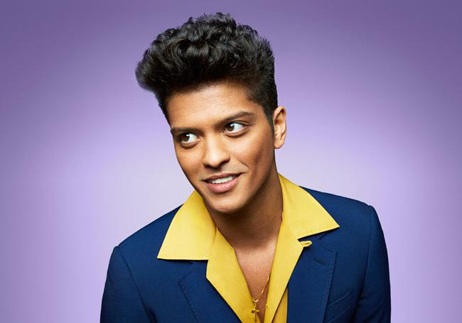 Bruno Mars still isn't a billionaire, but he's come quite a ways since his days as a struggling songwriter.