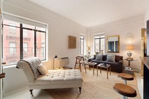 Nate berkus 39 greenwich village apartment for sale for Greenwich village apartments for sale