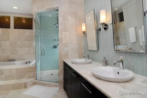 Survey says 60 percent of homeowners will remodel this summer for Bathroom remodel zillow