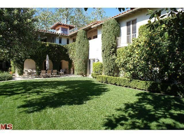 Tom Hanks Lists Longtime Home In Pacific Palisades