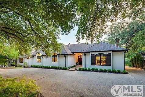 Walker Texas Ranger House For Sale In Dallas