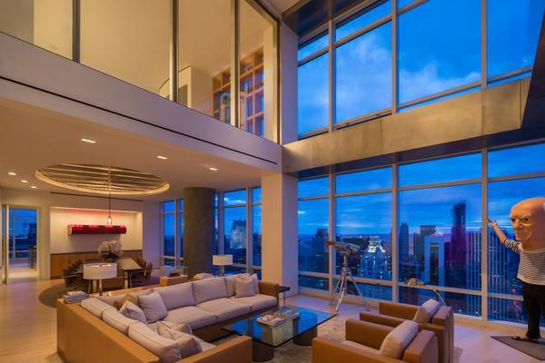 10 most expensive homes for sale for Most expensive apartment nyc